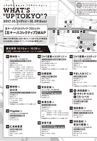 五十一八コレクティブ 展示MAP